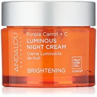 Andalou Purple Carrot Plus C Luminous Night Cream 50 ml