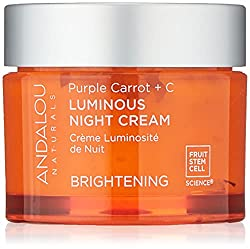 natural night cream for glowing skin