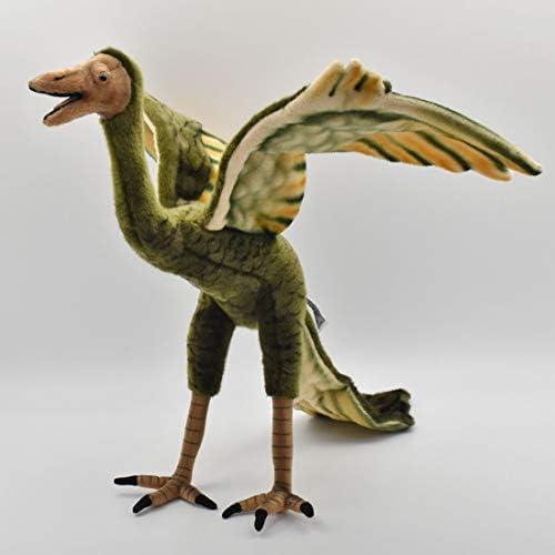 Archaeopteryx, Dinosaurier Plüschtier von Hansa