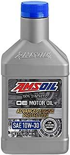 Amsoil OE 10W-30 Synthetic Motor Oil (1 Quart)