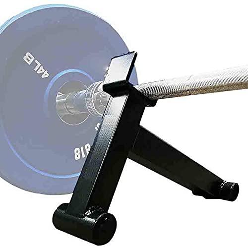 Barbell Jack, Deadlift Jack, Barbell Bar Jack Weight Plate, Placas De Pesas Fáciles De Cargar Y Descargar, para Ejercicios De Fitness, Ejercicio, Deportes, Fuerza, Culturista, Atleta