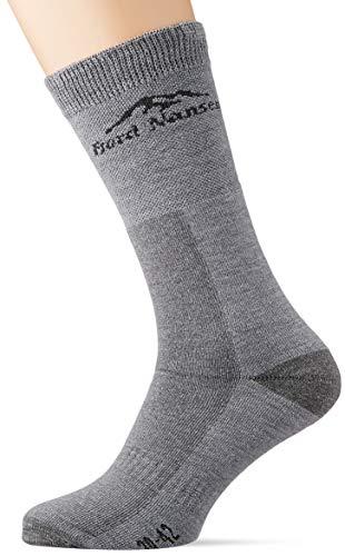 Fjord Nansen Norge Kevlar Socks, Grey, 39-42