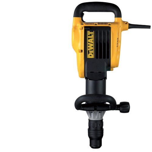DeWalt D25899K-GB, 240V 10Kg SDS-Max Breaker Demolition Hammer, Black/Yellow