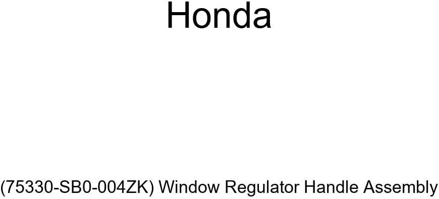 Genuine New color Honda 75330-SB0-004ZK Window Quality inspection Regulator Assembly Handle
