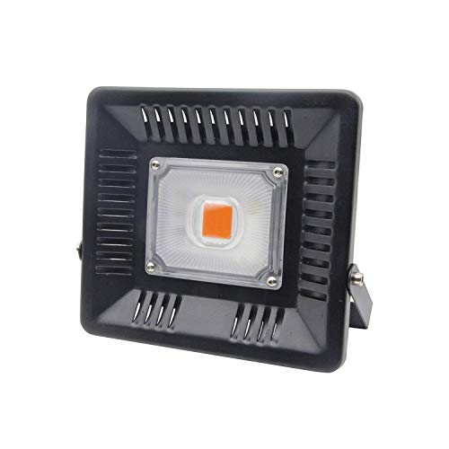 BQHY 50 W lampe LED Cultiver Plante Lampe LED Série UV avec lumière UV (Lot de 1)