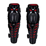 GES Upgrade Knieschützer Motorrad Knieschutz Knieschutz Guards Protector Kit Motocross Racing...