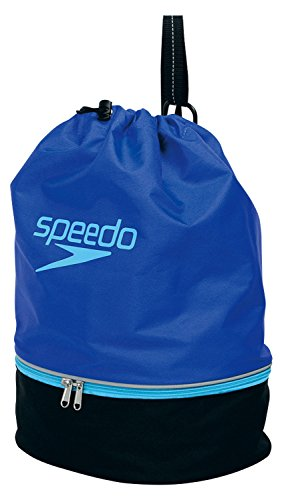 Speedo(スピード) バッグ スイムバッグ 水泳 ユニセックス SD95B04 ブルー/ブラック ONESIZE