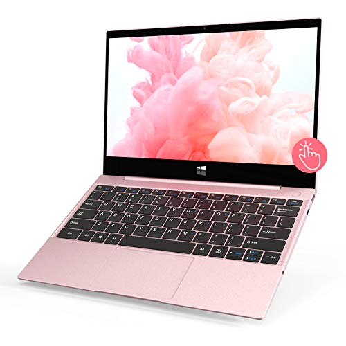 XIDU Tour Pro PC Portable 12,5 Pouces IPS 2K Écran NanoEdge Ordinateur Portable Tactile - Or Rose...