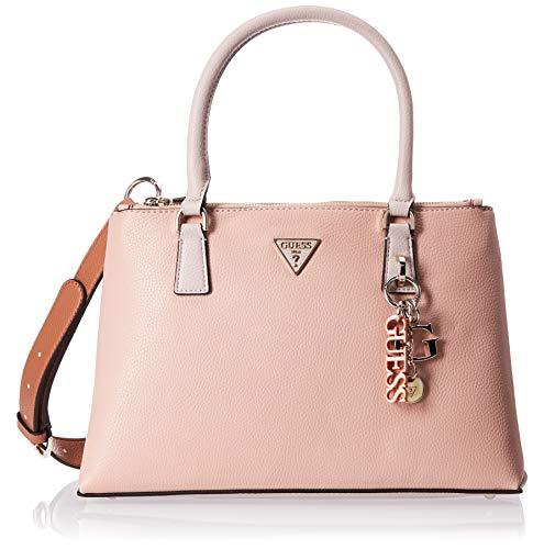 Guess Bolsa Becca feminina multicolorida rosa - Hwvg7742060bsm