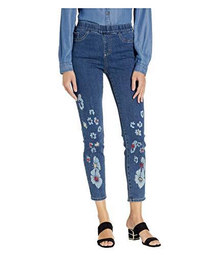 FDJ French Dressing Jeans Statement Denim Pull-On Ankle in Dark Indigo Dark Indigo 14 28