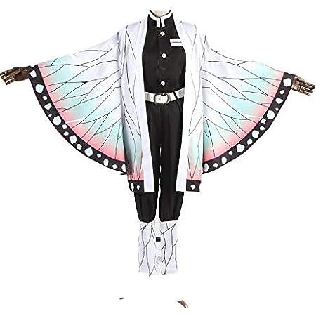 【ミドリ屋】胡蝶しのぶ こちょうしのぶ 衣装 コスプレ用衣装 コスプレ コスプレ衣装 コスチューム 高級 cosplay 全セット 女性S