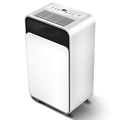 Deshumidificador eléctrico, temporizador de 24 horas, ahorro de energía, secado rápido, purificación independiente, caja de seguridad para niños, absorción de humedad para invernaderos domésticos