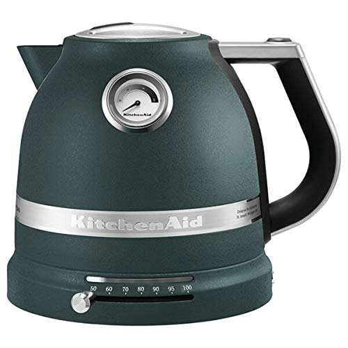 KitchenAid Artisan Kettle 5KEK1522BPP, 1.5 L, Temperature Control. Variable Temperature.Stainless Steel