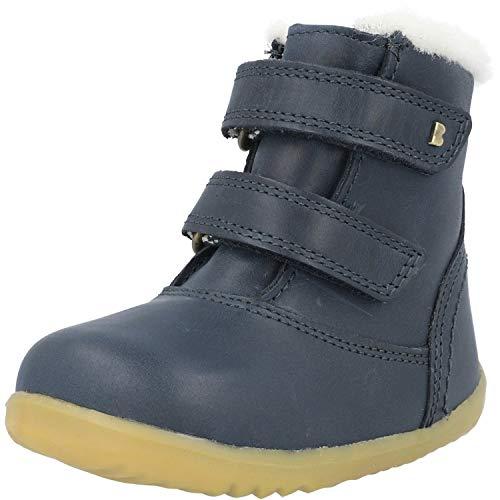 Bobux Aspen, Desert Boots Mixte Enfant, Bleu (Marine), 20 EU