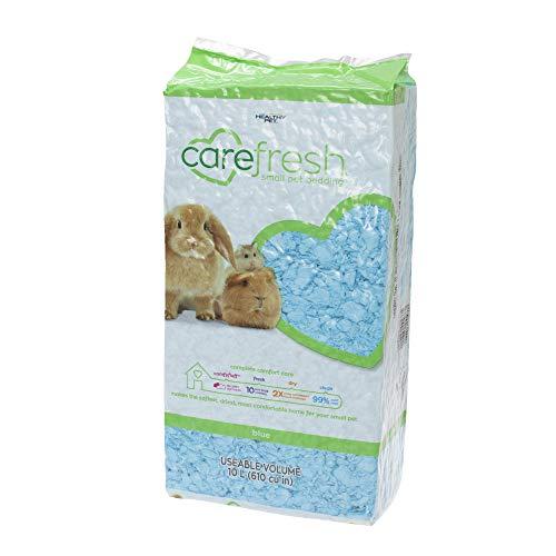 Healthy Pet Carefresh Colours Einstreu für Kleintiere(10 l) (10 l) (Blau)