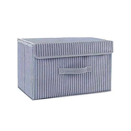 YuoungYuan Cajas de almacenaje Decorativas Carton Caja de Almacenamiento Cajas de Juguete...