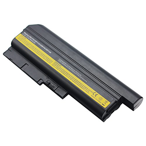 7800mAh 9 Cells 10.8V High Quality Replacement Laptop Bettery Akku für IBM Lenovo Thinkpad R61 T61 R60 T60 T500 R500 W500 T61P R61i R60e Z60 (15.4