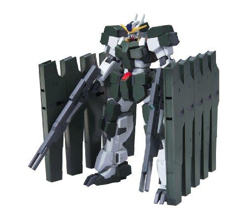 Bandai Hobby #67 Gundam Zabanya HG 00 Figurine d'action Noir/argenté (BAN164562)