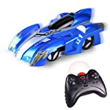 M MITLINK RC Cars for Kids Remote Control Car Toys with Wall Climbing,Low Power Protection,Dual Mode,360°Rotating Stunt,Rechargeable High Speed Mini Toy Vehicles with LED Lights Gifts for Boys Girls