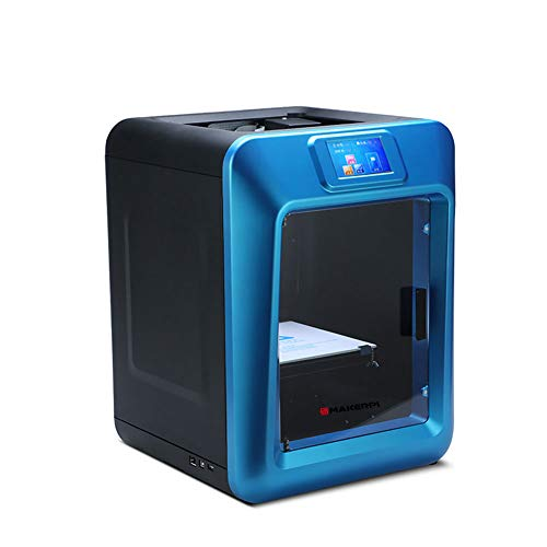 Mini 3D Printer,Industrial Stable High Precision/ABS Nylon PA/Office and Home 3D Model/FDM High Temperature/Multiple Consumable Printer
