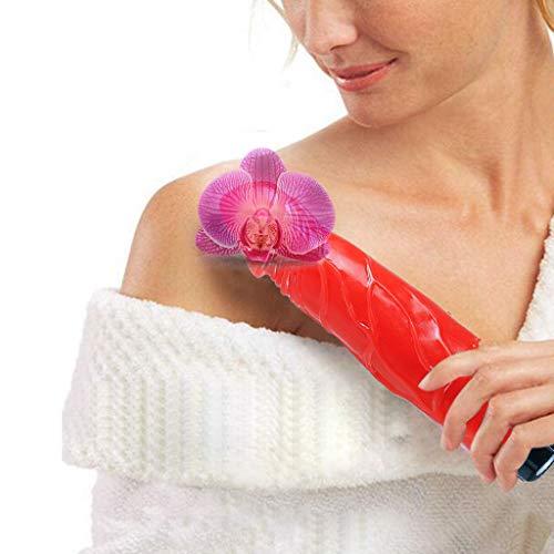 ScsOssw Toy 9' PVC Vîbrạtɔr Ðidlɔ with Multi-Speed Vîbratîng Ðildɔ for Womên Clîtorîs Rêlaxatîon Rêlax Toys Víbrantîng Wand Lêsbîans S'èx Pēnnîs Magîc Pēn!îs Vîbratîons(Red) Portable Design