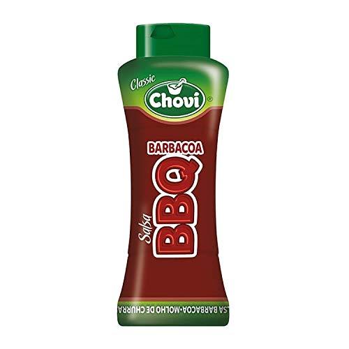 Salsa Barbacoa - BBQ Chovi 950 gr.