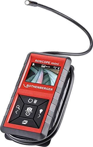 ROTHENBERGER Inspektionskamera ROSCOPE®mini 2 Zoll 320x240 Kabel-L.1200mm