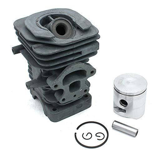 39MM Cilinder Zuiger Kit Voor Husqvarna 235 236 236E 240 240E Kettingzaag Rebuild Motor Vervangende Onderdelen#545 05 04 17