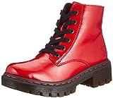 Rieker Y8740, Botas de Moda Mujer, Rojo 33, 38 EU