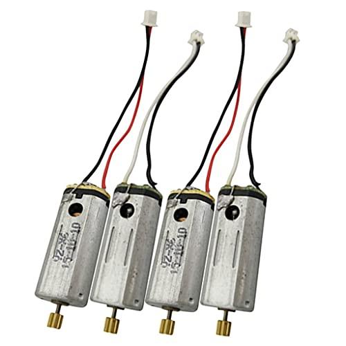 Ellenbogenorthese-LQ Paquete de Piezas de Drones de 4 Motores de Metal CW/CCW para Accesorios de cuadricóptero Tarantula H16 RC