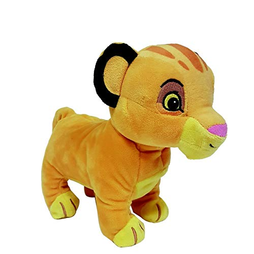 Disney el Rey Leon Simba - Peluche interactivo de Rugit