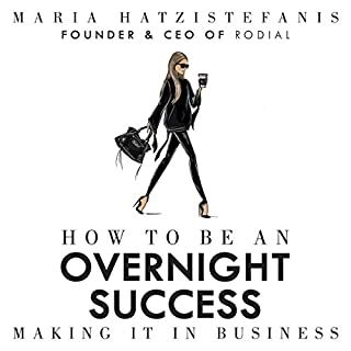 How to Be an Overnight Success cover art