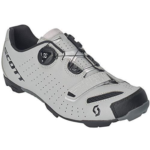 Scott MTB Comp Boa Damen Fahrrad Schuhe Reflective grau/schwarz 2020: Größe: 36 - 2