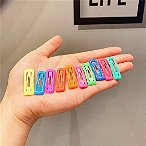 Pack of 20 New Puppy Dog Hair Clips 1.1″ Glow in The Dark Dog Grooming Dog Hair Accessories