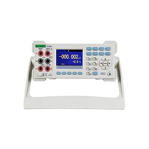 Dhmm123 Digital Desktop-Multimeter 5 1/2 Hohe Genauigkeitstestkapazität Automatische Digitalmultimeter ET3255 Spezifisch