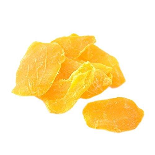 WOODSTOCK FARMS Low Sugar Mango Slice, 1 LB