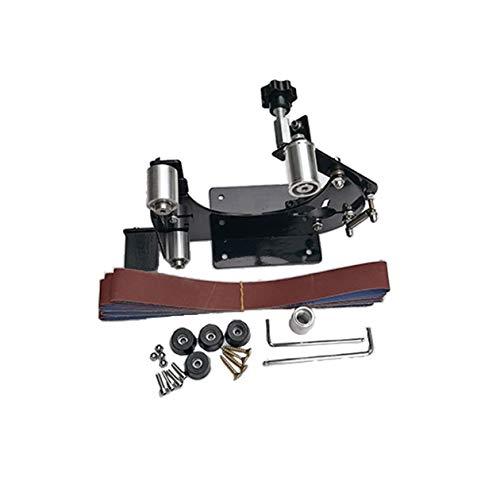 BIYI Strijkijzer, hoekslijpmachine, polijstmachine, adapter voor 100/115/125/150 slijpmachine voor slijpen, polijstmachine, zwart