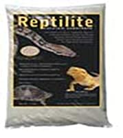 Carib Sea SCS00710 Reptiles Calcium Substrate Sand, 10-Pound, Natural White by Carib Sea