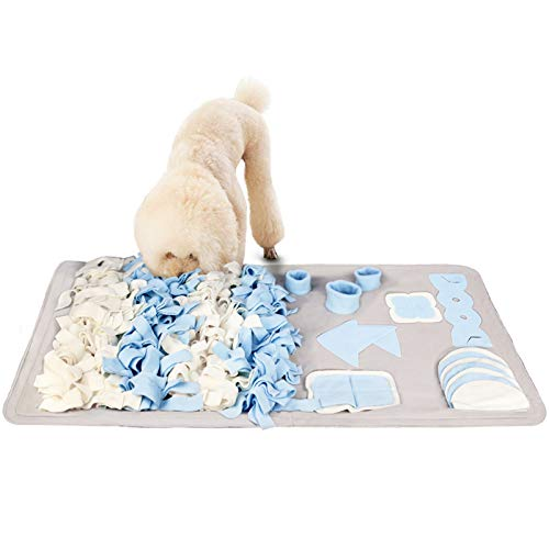 2. Stellaire Chern Nosework Snuffle Mat for Dogs