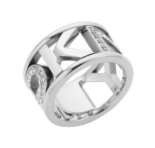 DKNY Damen Ring Edelstahl NJ1306040508 57 (18.1)