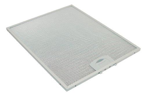 Hotpoint C00268543 Mikrowellenzubehör/Kochfeld/Original-Ersatz Edelstahl-Filter für Ihre Dunstabzugshaube/Dieser Teil/Zubehör eignet sich für verschiedene Marken