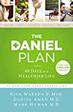 Image of The Daniel Plan: 40 Days to a Healthier Life