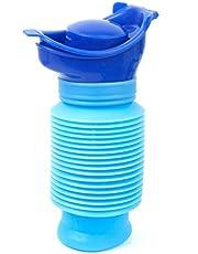 Urinario de emergencia para adultos (ideal para acampadas o emergencias, 750 ml de capacidad), de FireAngels