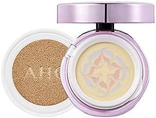 [Sale+Gift] AHC Skin Fit Correcting Dual Cushion SPF50+(Cushion 10g+Balm 6g+Refill 10g) - 21 Color