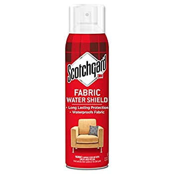Scotchgard Fabric Water Shield 13.5 Ounces Repels Water Ideal for Couches Pillows Furniture Shoes and More Long Lasting Protection