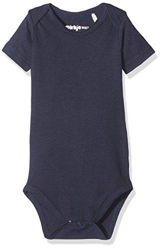 Dirkje Body Short Sleeves, Barboteuse Bébé Garçon, Bleu (Navy), 50/56 cm