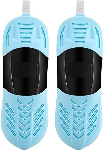 Calentador de calefactores de Zapatos, Mini secador de Zapatos eléctricos portátiles, secador...