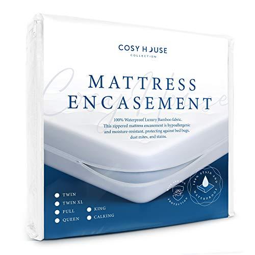 Zippered Mattress Protector Encasement