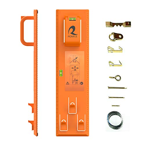 ROMILE Multifunction Picture Hanging Tool
