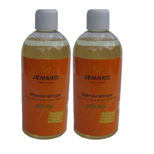 Jemako Intensivreiniger 1 Liter (2 Flaschen á 500ml)